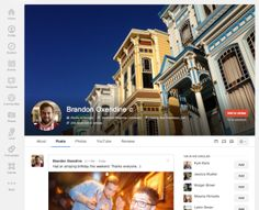 Google+ Launches Updated Profile Pages With Larger Cover Photos, Revamped Local Reviews & About Tabs