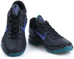 http://www.asneakers4u.com Nike Zoom Kobe 7 VII  Black/Blue