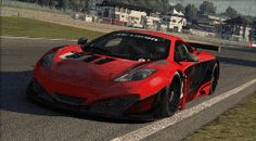 One of the world's most advanced GT race car is now available on iRacing...  The McLaren MP4 12C GT3, with its 3.8 liter V8 twin turbo, carbon MonoCell chassis and its state-of-the-art aero package, will soon be competing on iRacing. Why spend £310,000 for a McLaren MP4-12C GT3 when you can park one in your (virtual) garage and race it on the...