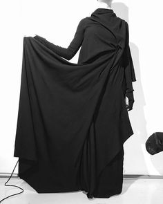 Having fun draping in the studio. A capture of the process during product shoot today. We will be presenting our #FW16 #WOMENSWEAR preview collection alongside #MENSWEAR in Paris next week. Drop by to say hi! #JOECHIA