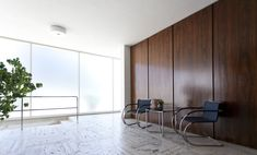 Image 28 of 28 from gallery of AD Classics: Villa Tugendhat / Mies van der Rohe. Photograph by Alexandra Timpau