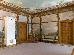 La camera Bird.  Palazzo Reale di Oslo