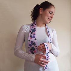Malovaná kravata. Silk Painting, Ties, Coat, Handmade, Shopping, Fashion, Tie Dye Outfits, Moda, Sewing Coat