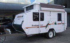 Trakmaster Sturt, Versatile and Compact Off-road Caravan