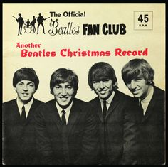 The Beatles Fan Club Christmas Records - Internet Beatles Album Beatles Album Covers, Beatles Photos, Music Covers, Christmas Albums, Christmas Music, Xmas Music, Christmas Jingles, Christmas Time, Album Covers