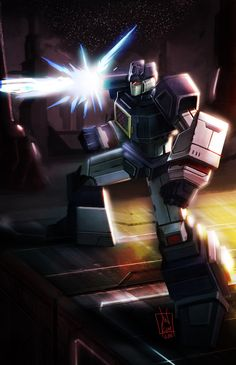 Soundwave by *geeshin