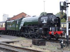 BR A1 60163 Tornado at Kidderminster; Afternoon 1 (24/09/2011) | Flickr - Photo Sharing!