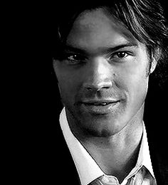 A sultry Sam Winchester #Supernatural #SamWinchester #bnw 2.20 What Is and What Should Never Be