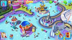 Gameloft launches Disney Magic Kingdoms for Android iOS and Windows (PC Phone) - Video. Disney Magic Kingdom, Disney Magie, Ios News, Ios Update, Crossy Road, Settings App, Windows Phone, Build Your Own, Maleficent