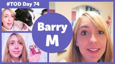 Barry M - Day 74 : 8th November 2015 Jen shows off her Barry M Nail Polish & more paint testing.  Welcome to our lives. We are Christopher and Jennifer Oxley and our amazing dog Shep English daily vloggers and we want you to share in the trials and tribulations that is our life.  Be sure to like and subscribe for more content in the future.