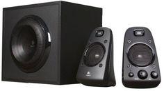 Logitech Z623 Speaker System- Best Desktop Speakers under $200