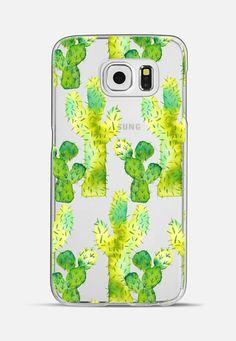 Cacti Galaxy S6 case by Ninola   Casetify