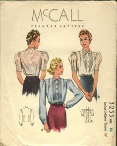 McCall 3233