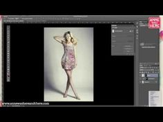 ▶ Changing an Object's Color & Applying Pattern in Photoshop - YouTube