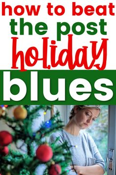 Post Christmas Blues Tips - After the holidays, there's less daylight and more cloudy skies. You might be looking to find ways to manage your post Christmas blues the winter blues. Here are 5 comforting, yet powerful ways. #postholiday #postchristmas #winter #winterseason #selfcaretips #selfcare #selfcarethreads Mental Health Quotes, Mental Health Awareness, Post Holiday Blues, Blue Tips, Anxiety Quotes, Anxiety Remedies, Schizophrenia, Anxiety Relief, Coping Skills