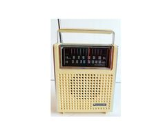 Panasonic Radio Vintage AM FM Dial by ClearlyRustic on Etsy, $25.00