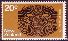 New Zealand 1970 SG 928 Maori Tatoo Fine Mint SG 928 Scott 452 Condition Fine MNH Only one post charge applied on multiple purchases Details N B With