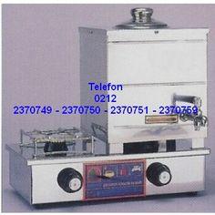 Tüple Çalışan Çay Makinası Çay Kazanları 0212 2370749 - Kahveci Tipi Paslanmaz Krom Çelik Tüplü Çay Ocağı Satışı 0212 2370751