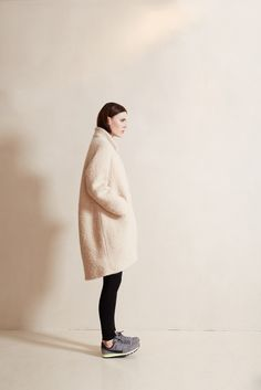 LANIUS | A feminine and elegant collection, designed in Germany. They use fabrics like GOTS certified cotton and ecowool.