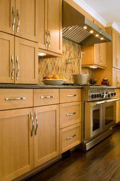 Small Cabin Bathroom, Cabin Bathrooms, Hickory Hardware, Kitchens, Kitchen Cabinets, Home Decor, Decoration Home, Room Decor, Cabinets