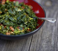 Southern Style Collard Greens | Chef G. Garvin | chefgarvin.com