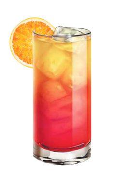 The Mash Up: fl oz Smirnoff Raspberry Vodka - 3 fl oz Cranberry Juice - fl oz Orange Juice - Fill glass with ice. - Add Smirnoff Raspberry Vodka, cranberry juice, and orange juice. - Garnish with orange slice. Yum these are fab, on my :)) Cocktails Bar, Party Drinks, Cocktail Drinks, Fun Drinks, Alcoholic Drinks, Beverages, Frozen Cocktails, Drinks Alcohol, Martinis