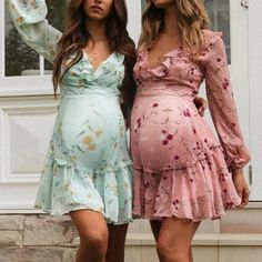 Maternity Mini Dresses, Cute Maternity Outfits, Pregnancy Outfits, Maternity Wear, Maternity Fashion, Summer Maternity Clothes, Pregnancy Fashion, Maternity Photos, Cute Short Dresses