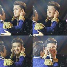 EXO Sehun , Super Junior Donghae