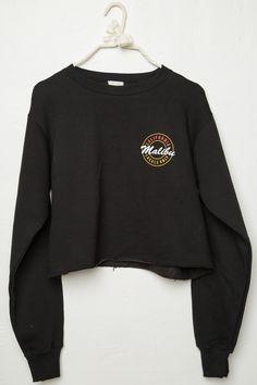 Brandy ♥ Melville | Nancy Malibu Locals Only Sweatshirt - Graphics