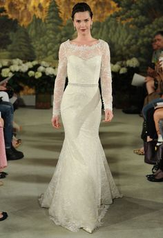 """Anne Barge Spring 2015: The """"Gardner"""" Gown / Photos courtesy of MCV Photo from The Knot.com"""