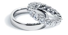 Platinum and Wedding Jewelry by Blue Nile