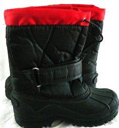 Tamarack Winter Boots Dupont Thermolite Performance Insulation Size 2 #Tamarack #Boots