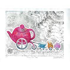 Tea Train - CranberryCloud
