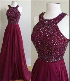 Red Prom Dresses,Beaded Prom Dresses,Long Prom Dresses,Modest Prom Dresses,Prom Dresse For Teens,2017 Prom Dresses,Evening Dresses,Party Dresses,Women Dresses,Sparkly Prom Dresses