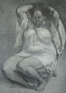 Francisco Zuniga - plus and fat positive art