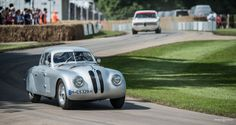BMW 328 Mille Miglia at The Goodwood Festival Of Speed 2016   Wheels & Things