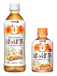 KIRIN - ぽっぽ茶