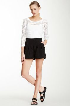 RD Style Pleated Dress Short by RD Style on @HauteLook