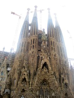 Barcelona-cathedral Gothic Cathedral, World Traveler, Us Travel, Barcelona Cathedral, Castles, Natural Beauty, Colorado, Beautiful Places, To Go