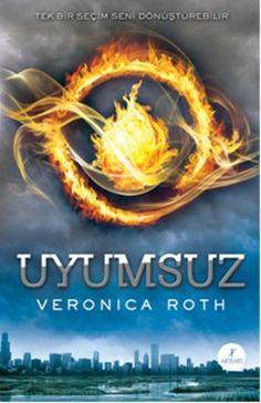"Genç yazar Veronica Roth, gerilim serisinin ilk kitabı olan ""Uyumsuz"" ile edebiyat sahnesine çıkıyor. https://www.idefix.com/kitap/uyumsuz-veronica-roth/tanim.asp?sid=B6BEZO4QL3WQSTNK3XWN"