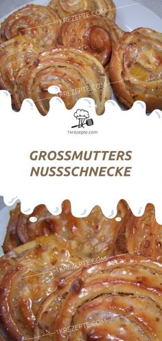 GROSSMUTTERS NUSSSCHNECKE - 1k Rezepte Easy Smoothie Recipes, Snack Recipes, Healthy Eating Tips, Healthy Snacks, Low Carb Diets, Homemade Frappuccino, Pumpkin Spice Cupcakes, Vegetable Drinks, Food Shows