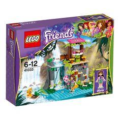 Serenity You: Win LEGO Jungle friends Falls Rescue