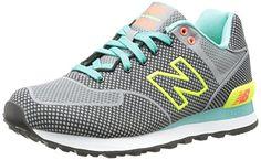 New Balance Women's WL574 Elite Edition Running Shoe,Dark Grey/Blue,7.5 B US New Balance http://www.amazon.com/dp/B00H26SMNM/ref=cm_sw_r_pi_dp_P3sKub1NX6TH9