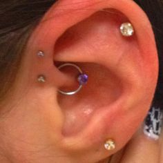 Love piercings! <3