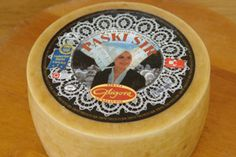sheep cheese from island Pag
