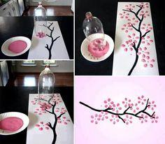Pintar con una botella