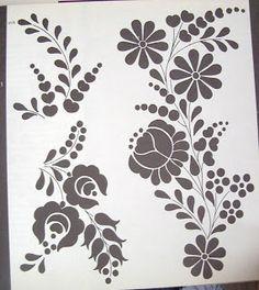 book was Kalocsa flowers Hungarian Embroidery, Folk Embroidery, Learn Embroidery, Embroidery Tattoo, Chain Stitch Embroidery, Embroidery Stitches, Embroidery Patterns, Stitch Head, 4 Tattoo
