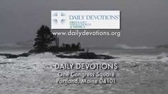 You Don't Have to Take It - Daily Devotions TV