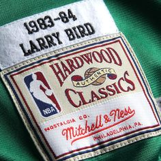 67649fbe579 Men s Mitchell   Ness Larry Bird Kelly Green Boston Celtics Authentic  Shooting T-Shirt