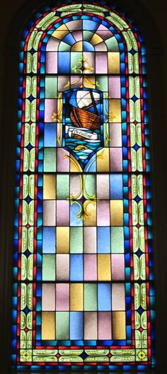 Stained Glass Windows and Restoration at First Baptist Church in Lyman, SC